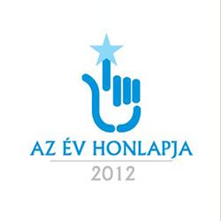 Év honlapja 2012